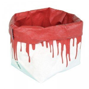 Il sacchetto red fluo