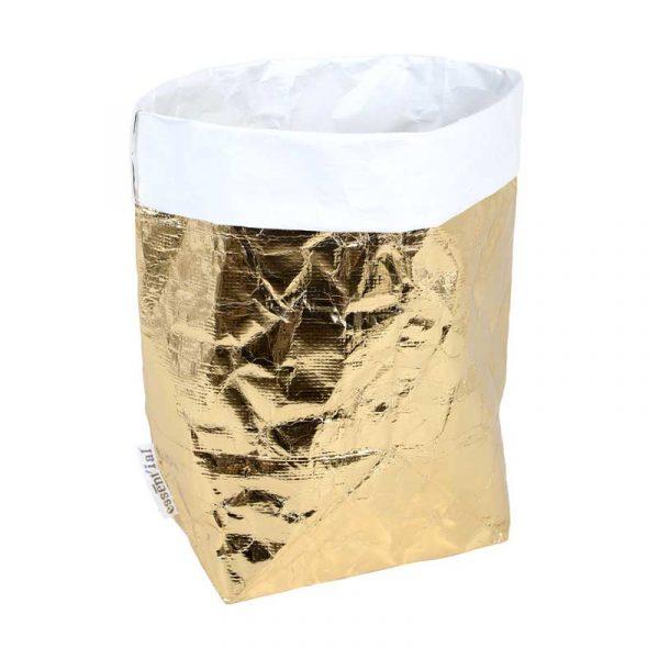 saccaccio sterno oro interno bianco