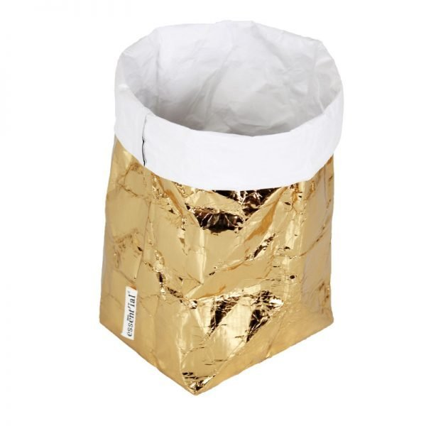 sacchino esterno oro interno bianco
