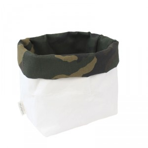 Inside cover sacchetto camuflage