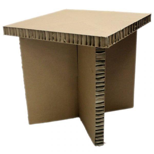 Il tavolino cartone FSC
