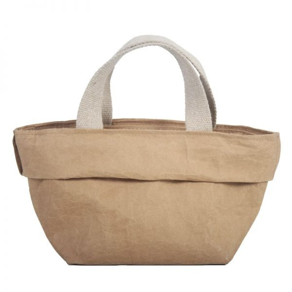 sacchetto bag avana in carta