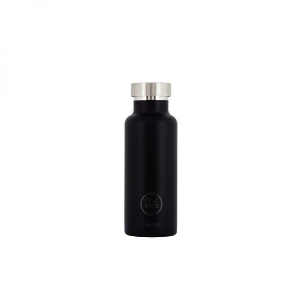thermo bottle tuxedo black