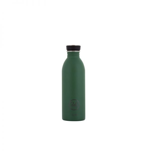 urban bottle stone jungle green