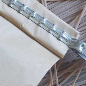Accessori in acciaio inox riciclato