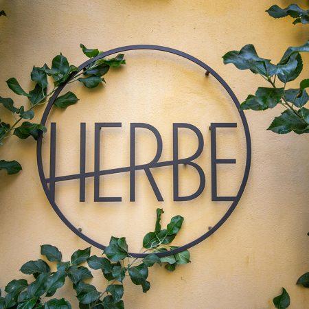 Herbe a Reggio Emilia: cucina vegana e sorrisi.