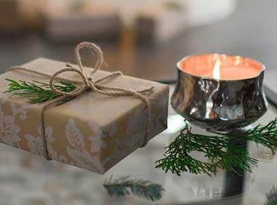 10 regali di Natale green ed ecosostenibili
